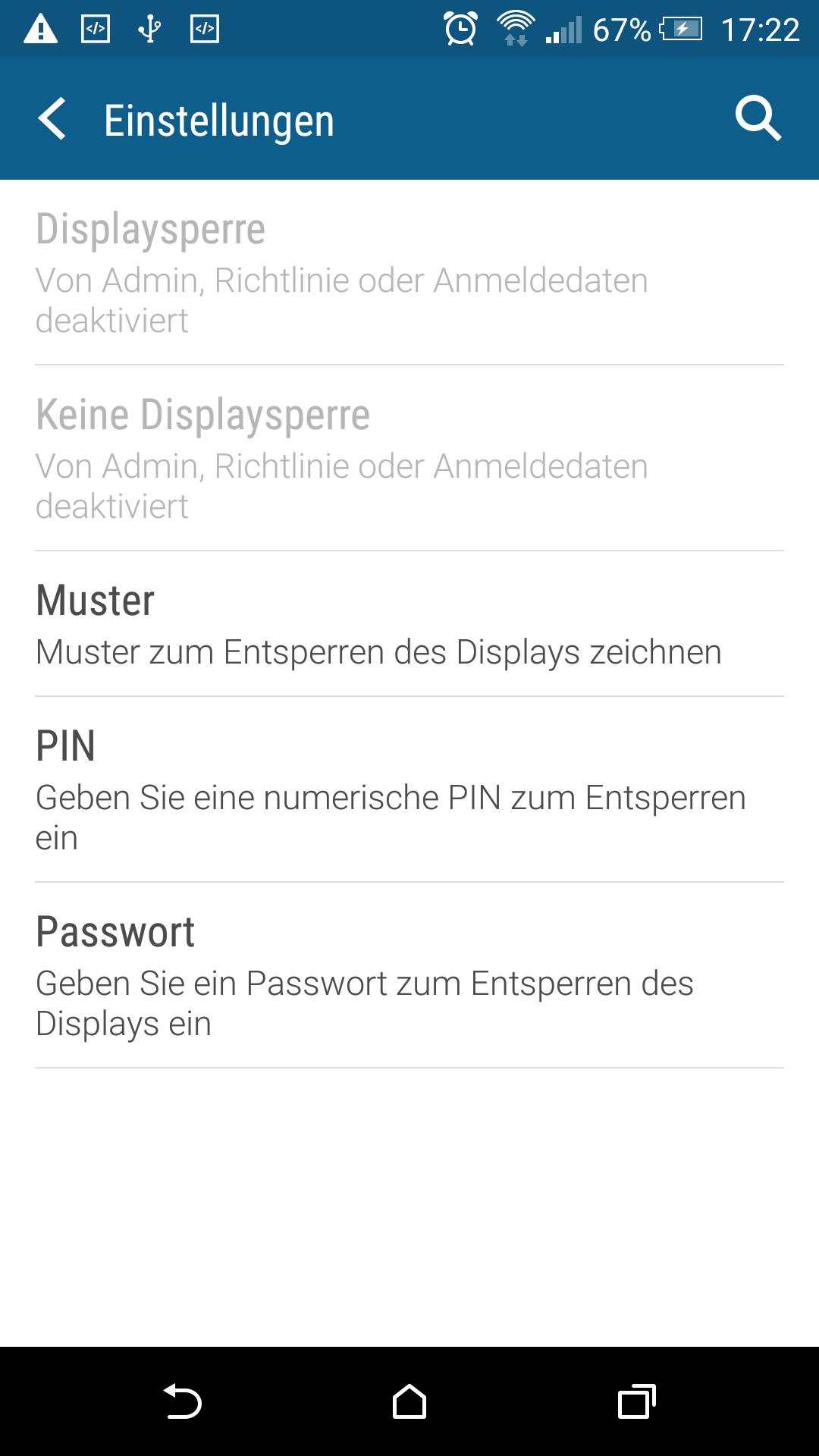 displaysperre nicht deaktivierbar android wiki - Muster Passwort