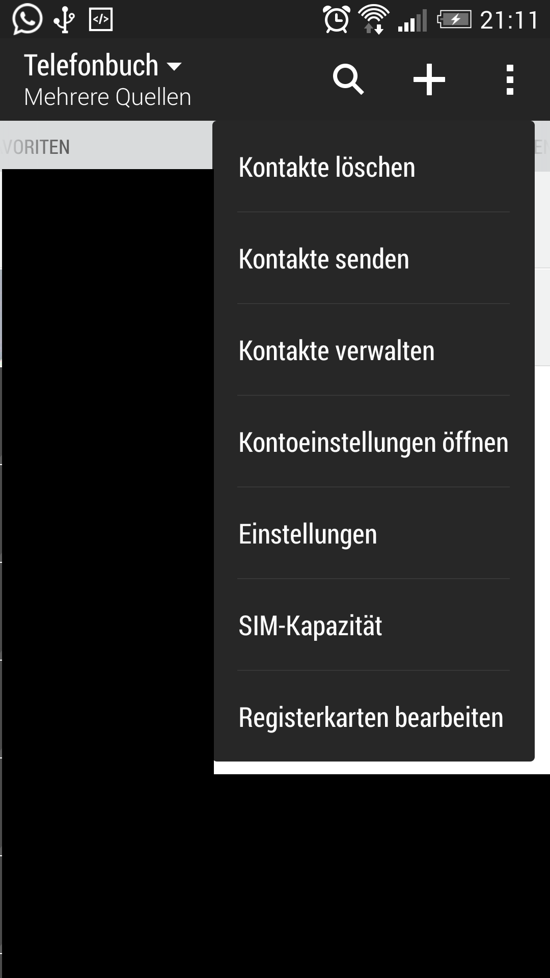 Kontakte Auf Sim Speichern Iphone  S